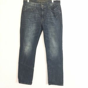 AE American Eagle Slim straight Jeans Men's 33 X 3